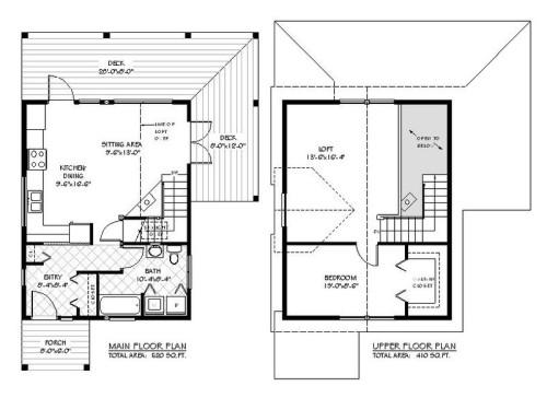 Smallwood Floor Plan