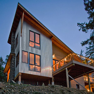 Off The Grid on Orcas Island, Washington