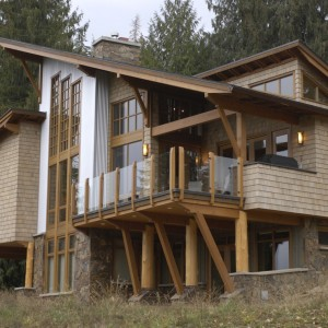 Unique Rural Residence in Procter, BC