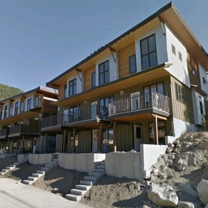 """Radio 7"" Townhomes in Nelson, BC"