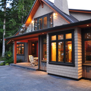 Waterfront Retreat in Buckley Bay, BC