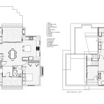 Waterfront Retreat in Buckley Bay, BC - Floor Plan