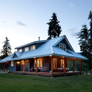 Mountain Home in Revelstoke, BC