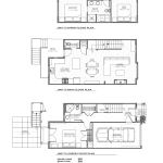 Greystoke Seven Townhomes in Victoria, BC - Floor Plans