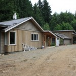 Farmhouse Transformation in Fanny Bay, BC