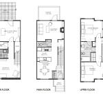 """""""Radio 7"""" Townhomes in Nelson, BC - Floor Plan"""