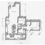 Farmhouse Transformation in Fanny Bay, BC - Floor Plan