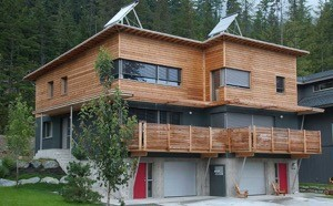 Passive House in Whistler, BC